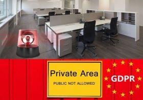 GDPR: protezione del tuo ufficio